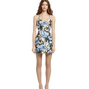 NEW Alice + Olivia TAYLA Floral Mini Dress
